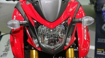 Suzuki GSX-S750 headlamp at Thai Motor Expo