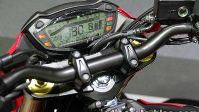 Suzuki GSX-S750 instrumentation at Thai Motor Expo