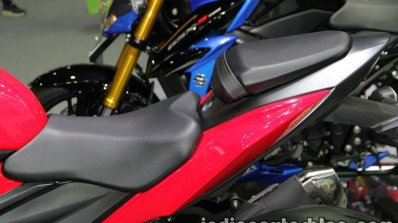 Suzuki GSX-S750 seat at Thai Motor Expo
