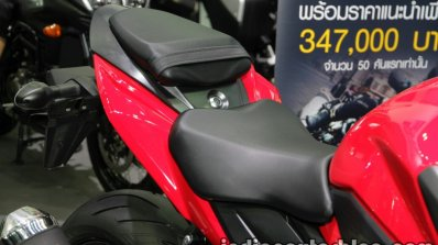Suzuki GSX-S750 tail at Thai Motor Expo