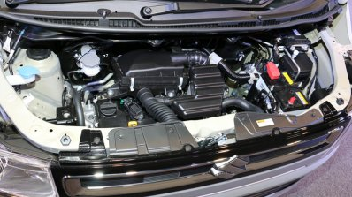 2017 Suzuki Wagon R FA engine