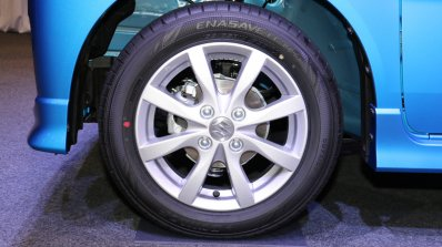 2017 Suzuki Wagon R FZ wheel