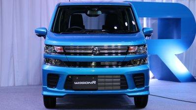 2017 Suzuki Wagon R Hybrid FZ front