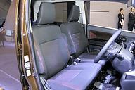 2017 Suzuki Wagon R Stingray Hybrid T front seats