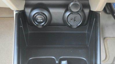 2017 Maruti Dzire USB port First Drive Review