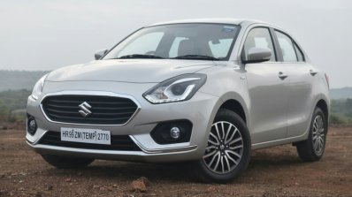2017 Maruti Dzire featured image First Drive Review