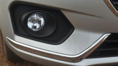 2017 Maruti Dzire foglamp First Drive Review