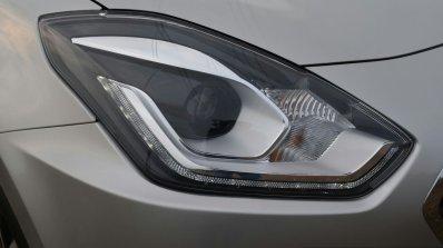 2017 Maruti Dzire headlamp First Drive Review