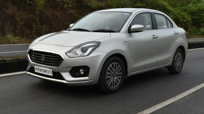 2017 Maruti Dzire road First Drive Review