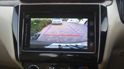 2017 Maruti Dzire touchscreen First Drive Review
