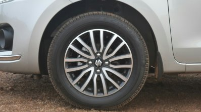 2017 Maruti Dzire wheel First Drive Review