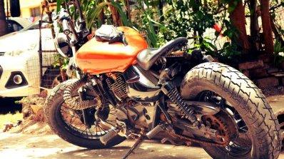 Bajaj Avenger 220 Bobber By Ornithopter Moto House