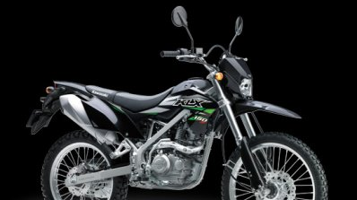 2017 Kawasaki Klx 150 Range Launched New Colours Indonesia