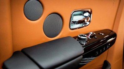 2018 Rolls-Royce Phantom door panel