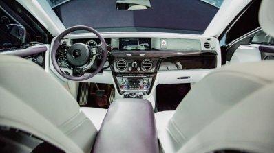 2018 Rolls-Royce Phantom interior