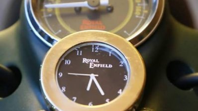 Royal Enfield Bullet 350 Encode by Haldankar Customs watch