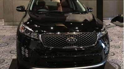 Kia Sorento showcased at Kia dealer roadshow