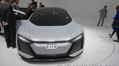Audi Aicon Concept at IAA 2017