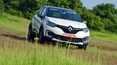 Renault Captur CVT to be launched in India in early 2019