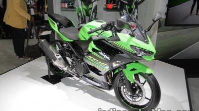 2018 Kawasaki Ninja 400 debuts at 2017 Tokyo Motor Show - Live