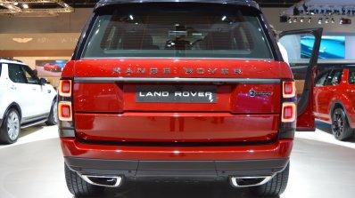2018 Range Rover SV Autobiography Dynamic >> 2018 Range Rover Svautobiography Dynamic Showcased At The