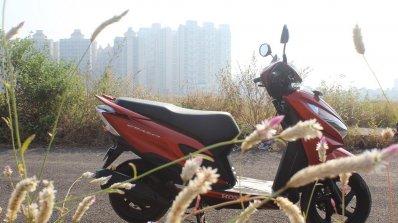 Honda Grazia - First ride review
