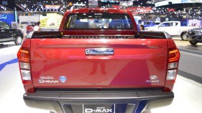 2018 Isuzu D-Max V-Cross rear at 2017 Thai Motor Expo