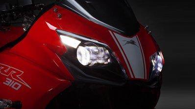 TVS Apache RR 310 headlamps