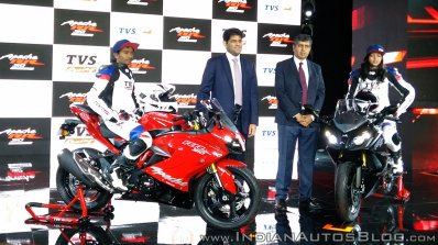 TVS Apache RR 310 launched in India