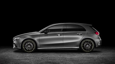 2018 Mercedes A-Class Edition 1 profile