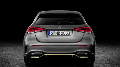 2018 Mercedes A-Class Edition 1 rear