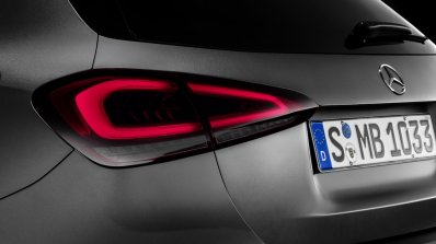 2018 Mercedes A-Class Edition 1 tail lamp