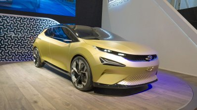 Tata 45X concept at 2018 Geneva Motor Show featured image