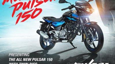 2019 Bajaj Pulsar 150 (Bajaj Pulsar UG6) - IAB Rendering