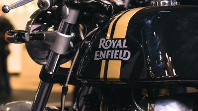 royal enfield continental gt 650 fuel tank press i c9cf