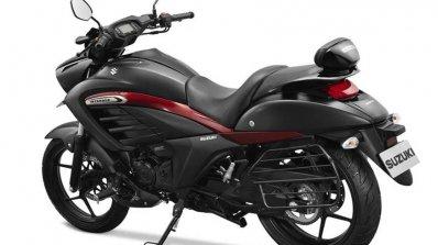 Suzuki Intruder Sp Launched In India Left Rear Qua