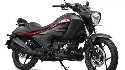 Suzuki Intruder Sp Launched In India Right Front Q