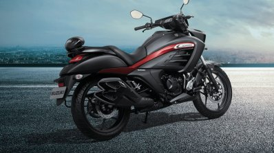 Suzuki Intruder Sp Launched In India Right Rear Qu