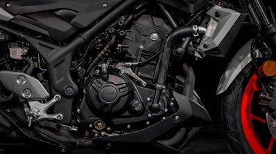 Yamahamt 03 2019 Ice Fluo Engine Right Side