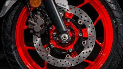 Yamahamt 03 2019 Ice Fluo Front Wheel