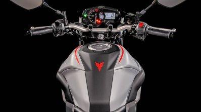Yamahamt 03 2019 Ice Fluo Fuel Tank Top