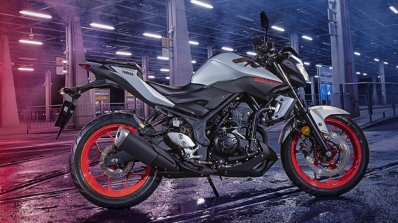 Yamahamt 03 2019 Ice Fluo Right Side
