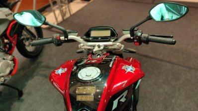 Mv Agusta Brutale 800 Rr Fuel Tank Top View