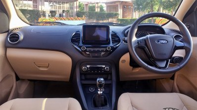 2018 Ford Aspire Facelift Review Interior Image Da