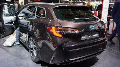 2019 Toyota Corolla Touring Sports Motorshow Focus