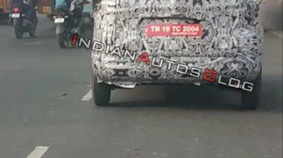 Renault Rbc Rear Spy Photo
