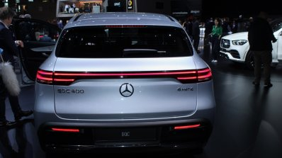 Mercedes Eqc Images 1