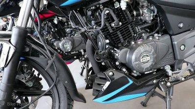 Updated 2019 Bajaj Pulsar 150 Twin Disc Engine Rig