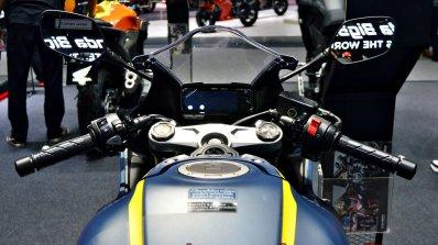 2019 Honda Cbr650r Blue Thai Motor Expo Cockpit
