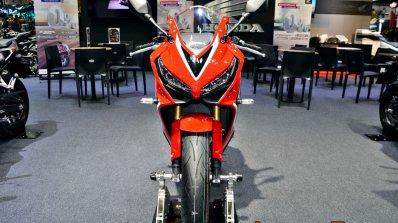 2019 Honda Cbr650r Red Thai Motor Expo Front